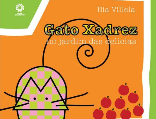 Gato Xadrez no jardim das delícias