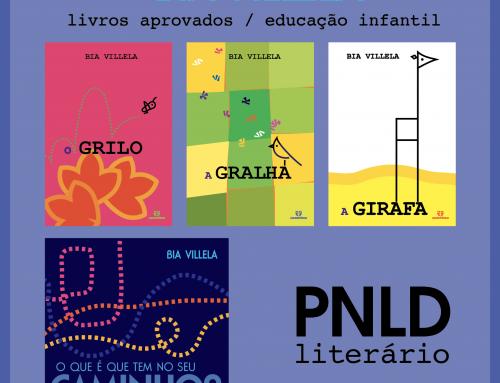 PNLD literário 2018